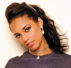 Alicia Keys <i>Doesn't mean anything</i> 15