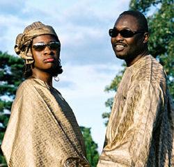 Amadou et Mariam en concert gratuit à Paris 20