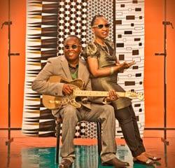 Amadou et Mariam en première partie de Coldplay 22