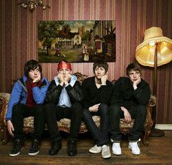 Arctic Monkeys Crying Lightning 5