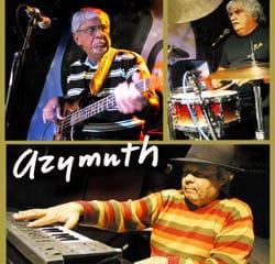 Azymuth : Regardez la vidéo du groupe en concert cet été à Los Angeles avec Madlib en guest 7