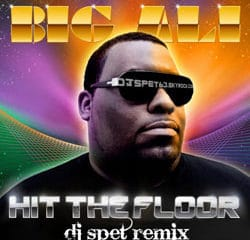 Big Ali <i>Hit the floor</i> 12