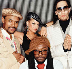 Black Eyed Peas au sommet des charts 12