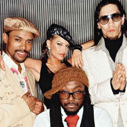 Black Eyed Peas au sommet des charts 5