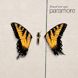 Paramore <i>Brand New Eyes</i> 5