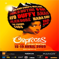 Caprices Festival 2009 5
