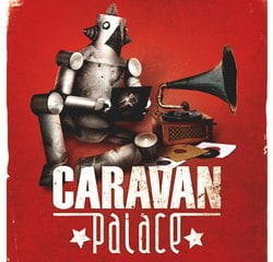 Caravan Palace en interview 13