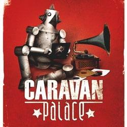 Caravan Palace en interview 7