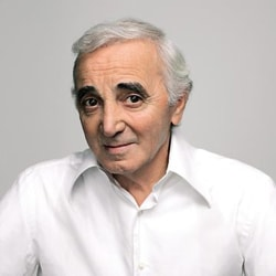 Charles Aznavour prend sa retraite 5