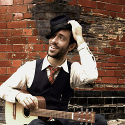 Charlie Winston Le clip In your hands 5
