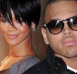 Chris Brown et Rihanna ensemble ? 14