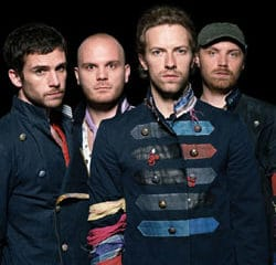 Coldplay Strawberry Swing 9