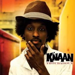 K'Naan <i>Troubadour</i> 5