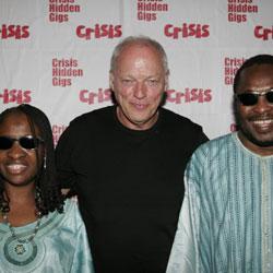 Amadou et Mariam avec David Gilmour 5