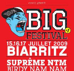 Programme Big Festival 15