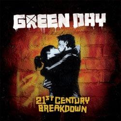 Green Day <i>21st Century Breakdown</i> 6
