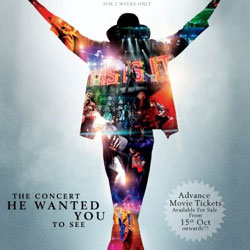 Michael Jackson Le film This Is It 6