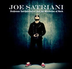 Joe Satriani : Professor Satchafunkilus and the musterion of rock 7