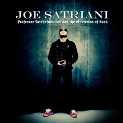 Joe Satriani : Professor Satchafunkilus and the musterion of rock 5