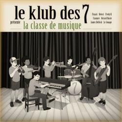 Le Klub des 7 <i>La classe de musique</i> 5