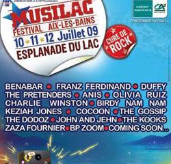 Festival Musilac 2009 17