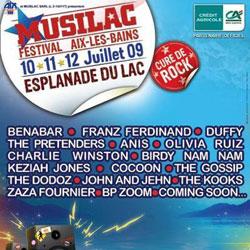 Festival Musilac 2009 5