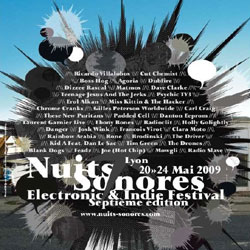 Nuits Sonores 2009 5