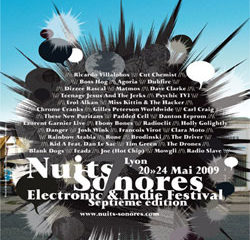 Nuits Sonores 2009 14
