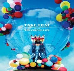 Take That <i>The Circus Live</i> 15