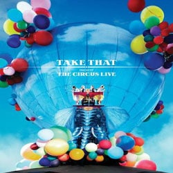 Take That <i>The Circus Live</i> 5
