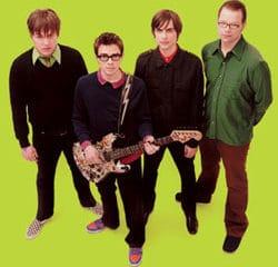 Weezer un album qui a du chien 14