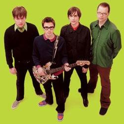 Weezer un album qui a du chien 5