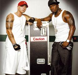50 Cent et Eminem rêvent d'un album ensemble 9