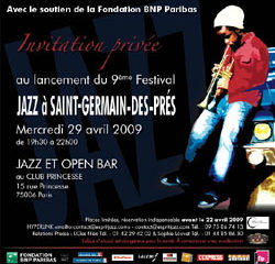 Le Festival Jazz à Saint-Germain-des-Prés 5