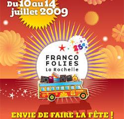 Francofolies 2009 13