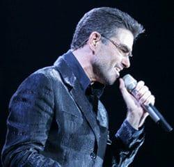 George Michael à Lyon 8