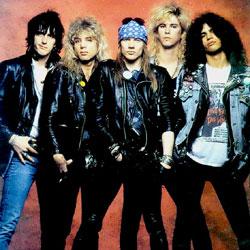 Faut pas jouer avec Guns n Roses 5