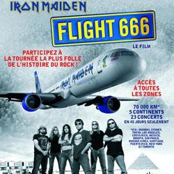 Iron Maiden <i>Flight 666</i> 5