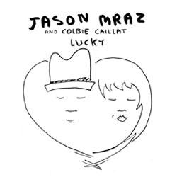 Jason Mraz & Colbie Caillat Le clip Lucky 5