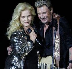 Johnny Hallyday et Sylvie Vartan en duo à l'Olympia 15