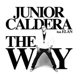 Junior Caldera feat Elan : The way 6