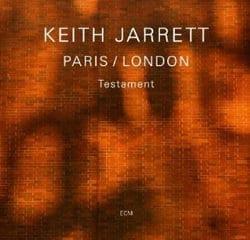 Keith Jarrett <i>Testament</i> 12