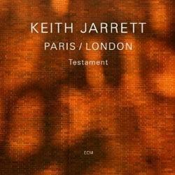 Keith Jarrett <i>Testament</i> 5