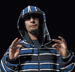 La Fouine rapper sur le même morceau avec lui 23