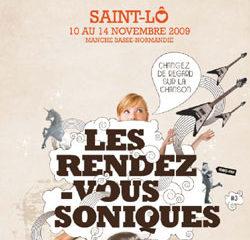 Le Festival Les Rendez-Vous Soniques 3 15