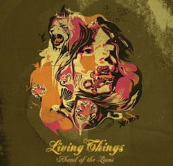 The Living Things - Ahead of the lions 16