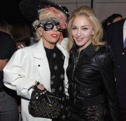 Madonna et Lady Gaga se battent en direct 16