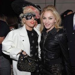 Madonna et Lady Gaga se battent en direct 5