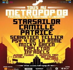Trois questions à François Biollay, programmateur du Metropop Festival 21