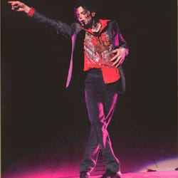 Michael Jackson Le premier extrait de This Is It 5
